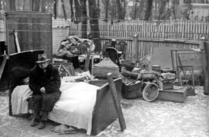 75 éve szabadult fel a budapesti gettó