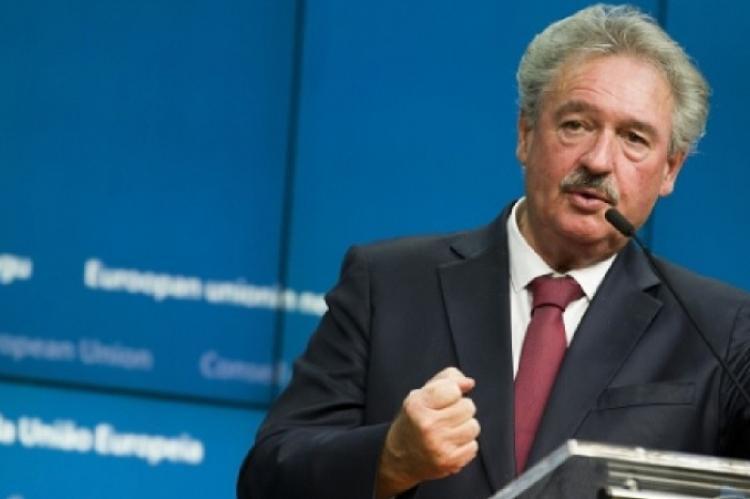A holokausztemlékezet után a palesztinok jogaiért állt ki a luxemburgi külügyminiszter