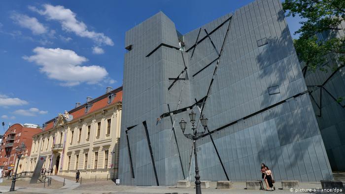 Megújul a berlini Zsidó Múzeum állandó kiállítása