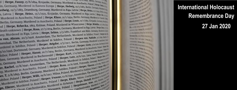 Nagyobb hangsúlyt kell fektetni a nácizmus áldozatai emlékének megőrzésére