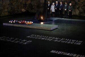 Csúcsvezetők a Jad Vasémben – emlékezet és politika
