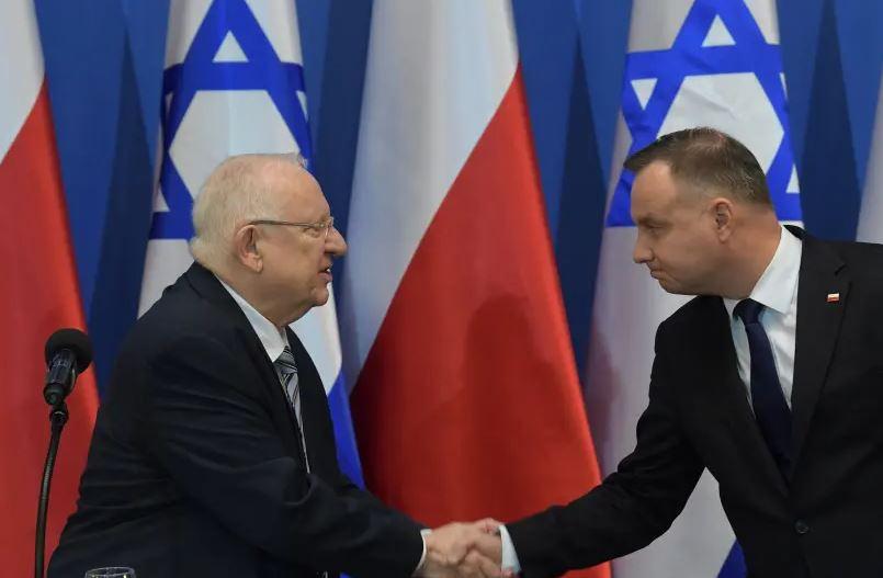 """Rivlin: """"A lengyel nép hősiesen harcolt, de számos lengyel kollaborált"""""""