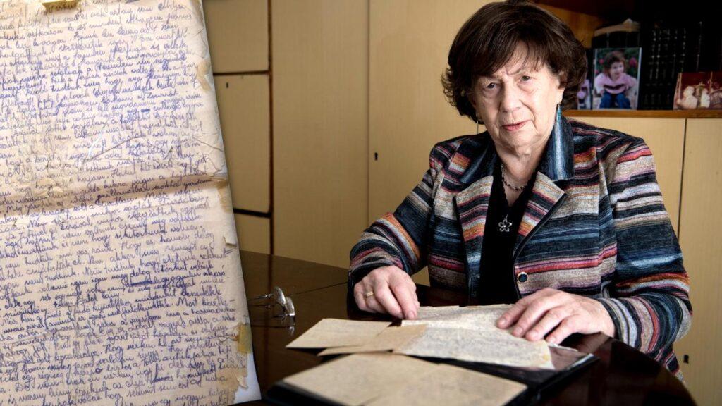 Galántai magyar deportált auschwitzi naplóját mutatják be Németországban