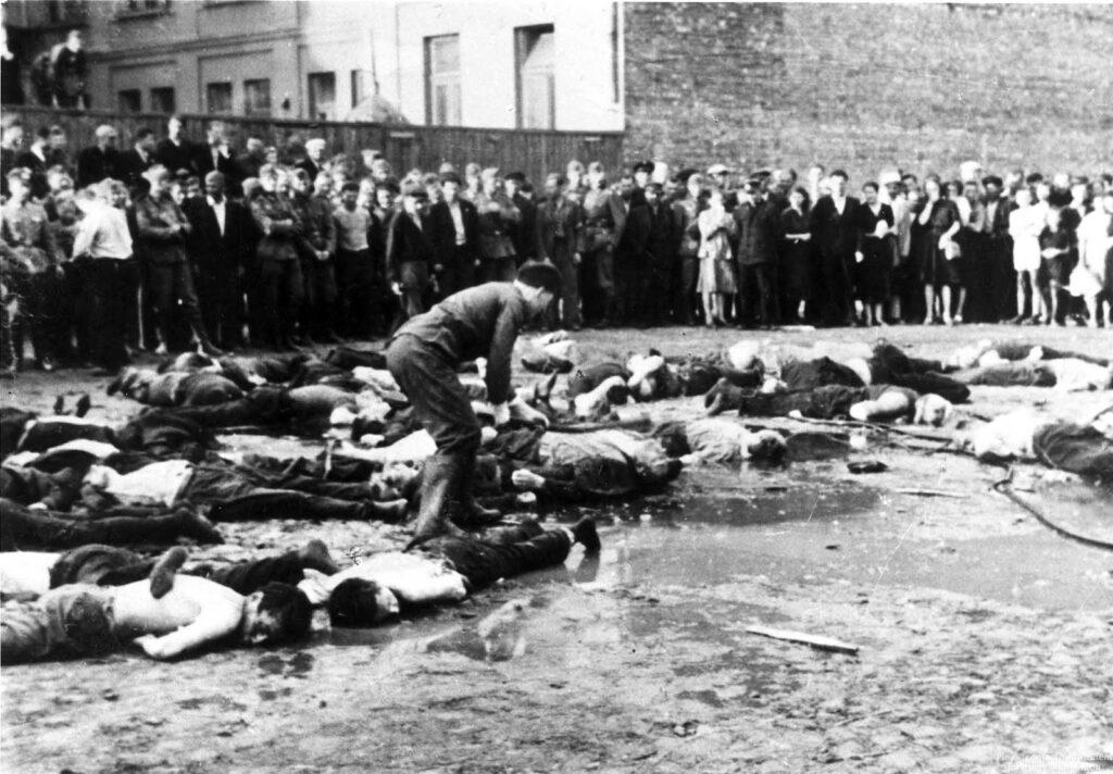 Litván törvénytervezet: Litvánia nem felelős a Holokausztért