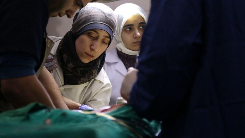 A gyerekorvos, aki titkos földalatti kórházban gyógyított