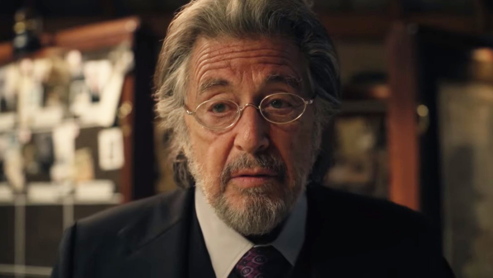Jön Al Pacino nácivadász sorozatának a második évada