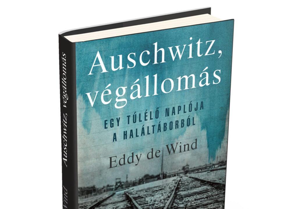 Megjelent magyarul egy holland túlélő Auschwitzban írt memoárja