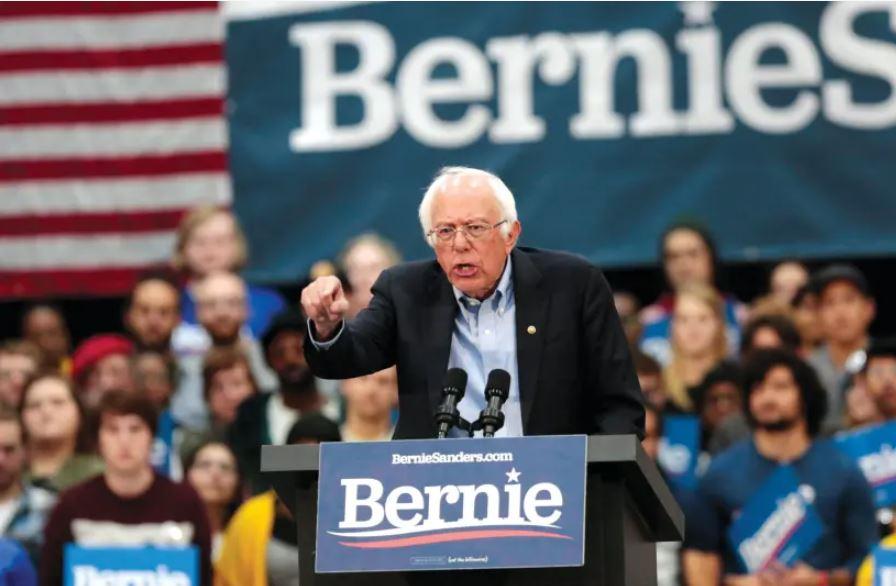 Bernie Sanders: Zsidó identitásom is alakította nézeteimet