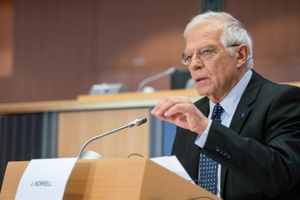 """Borrell: """"Izrael állítsa le az újabb telepes lakások építését Ciszjordániában!"""""""