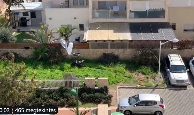 Gáza: már RPG gránátot is át tudnak lufikkal repíteni
