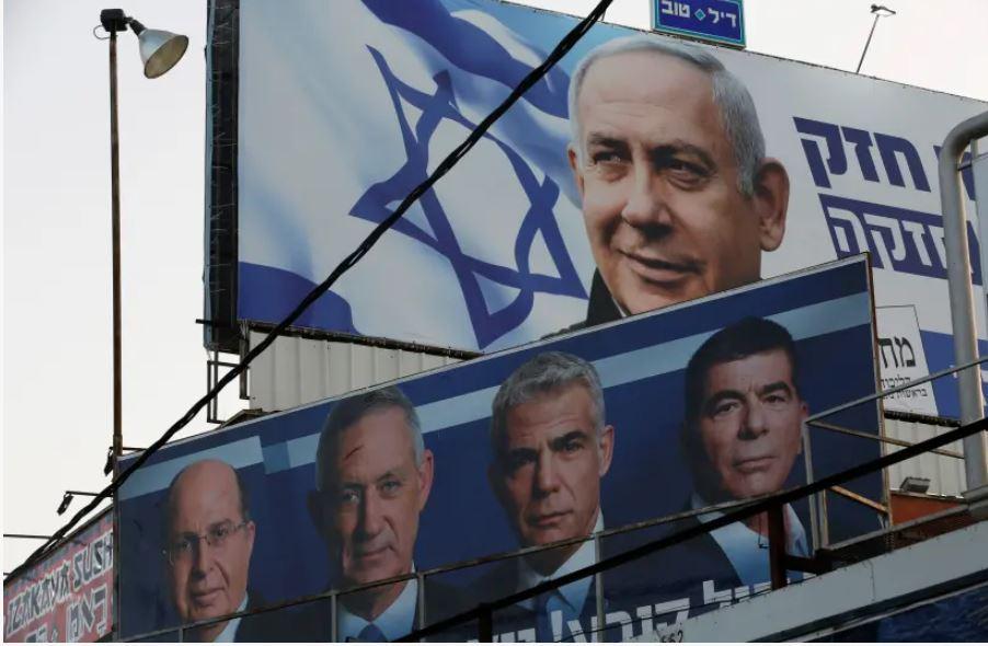 Választási finis Izraelben – össztűz a két pártvezérre