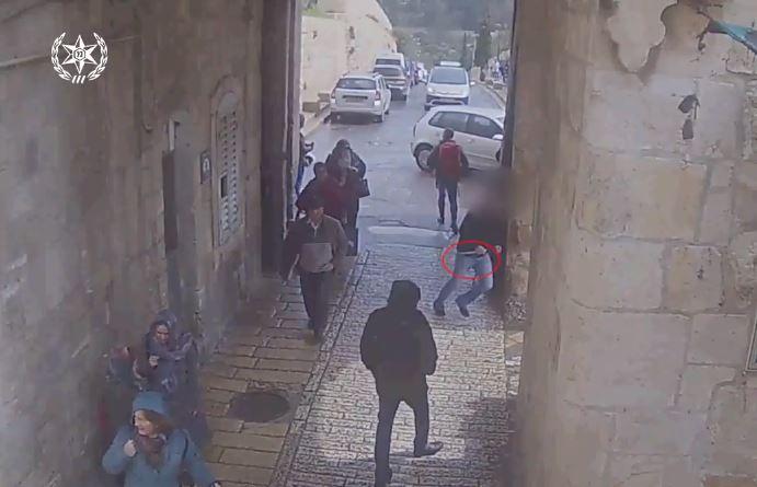 Késelési kísérlet Jeruzsálem óvárosában – a terroristát megölték