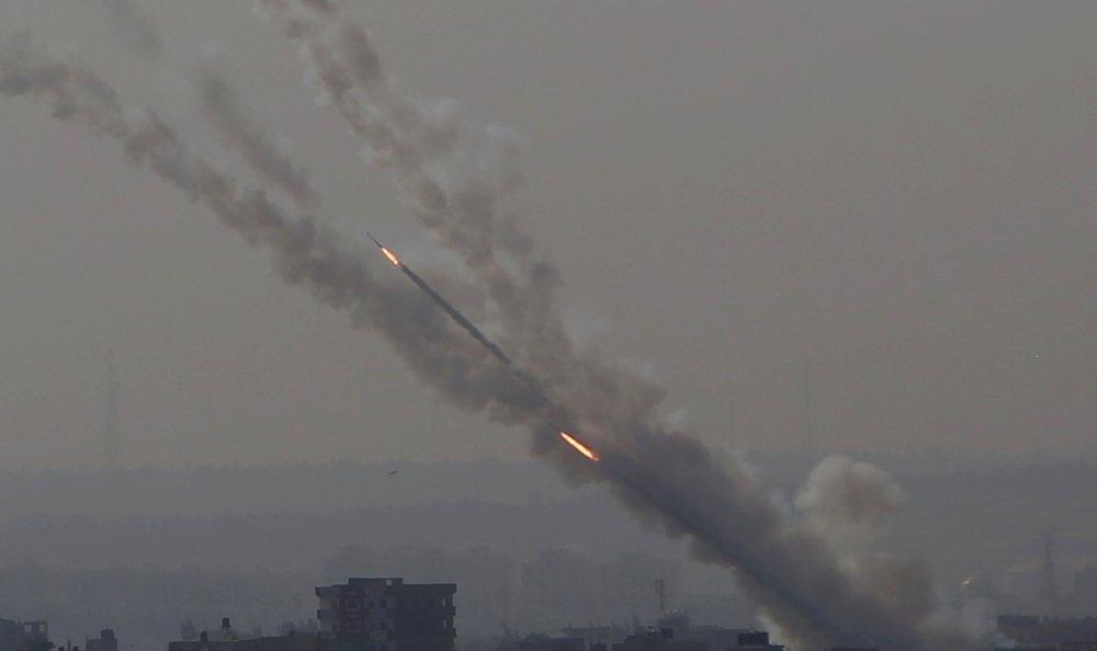 Újabb rakétaeső Gázából