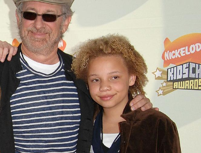 Steven Spielberg lánya felnőtt filmekben tervez karriert