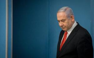 Netanjahu is karanténba került