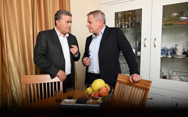 Izrael: Felbomlik a baloldali szövetség, a Munkapárt csatlakozik Netanjahu kormányához