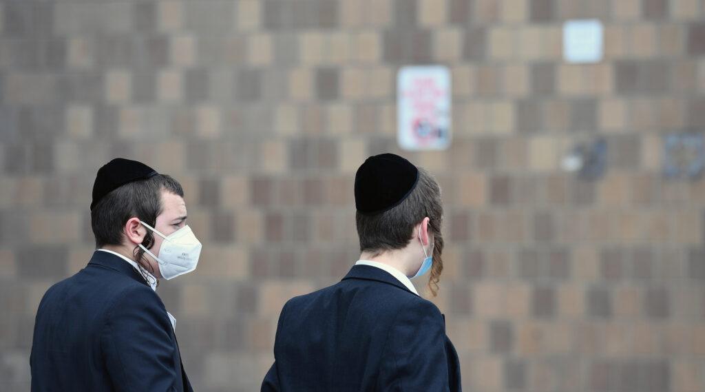 Statisztika: Brooklyn ortodox környékein nagyon magas a fertőzések aránya