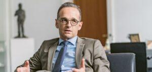 A német külügyminiszter Izraelt győzködi, hagyjon fel az annexióval