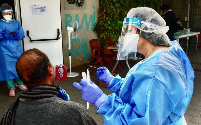 1107 új koronavírusos csütörtökön Izraelben, éjfél óta újabb 76