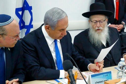 Koronavírusos az egészségügyi miniszter – karanténban majdnem az egész izraeli kormány