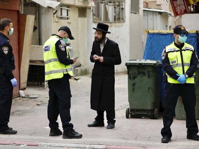 Izrael: széder este kijárási tilalommal