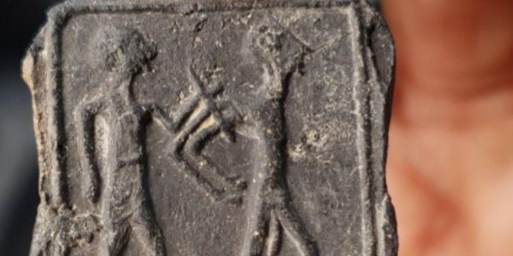 3500 éves agyagtáblát talált egy kisfiú Izraelben