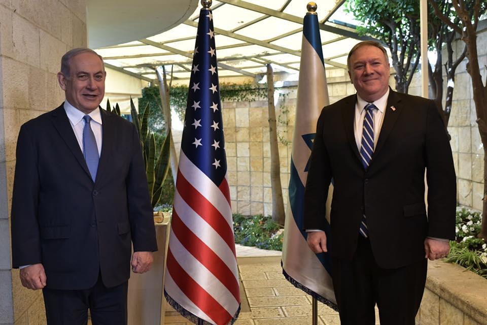 Kína ellen lobbizott az amerikai külügyminiszter Izraelben?