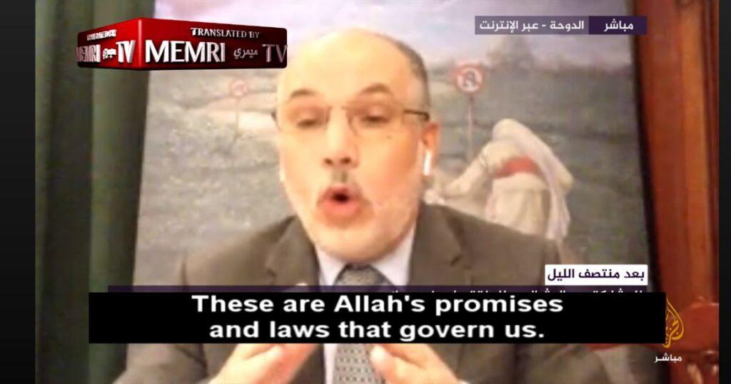 """Al Jazeera interjú: """"A győzelemhez az ellenség koponyáin át vezet az út"""""""