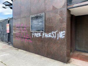 Los Angeles: a vandalizmus elérte a zsinagógákat