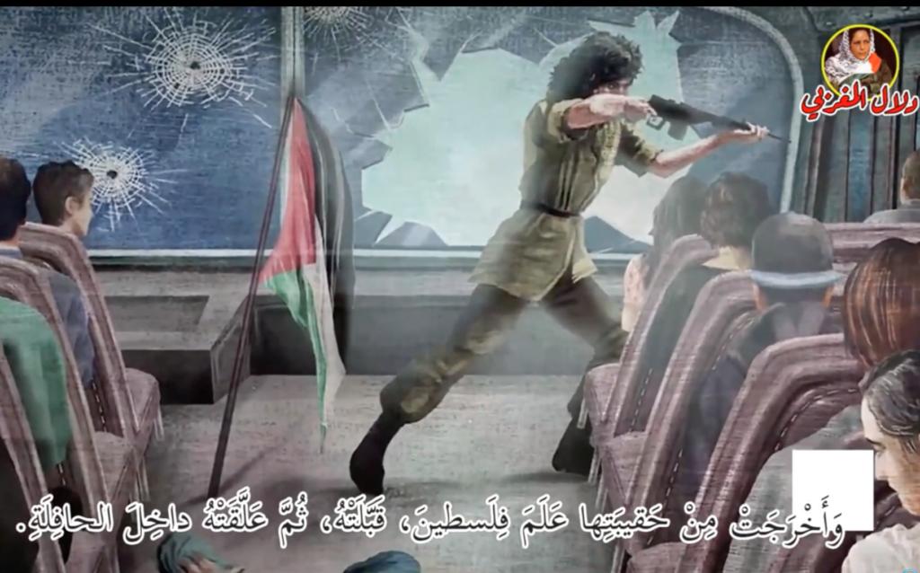 Izraelieket gyilkolni hőstett – tanítják a palesztin iskolákban