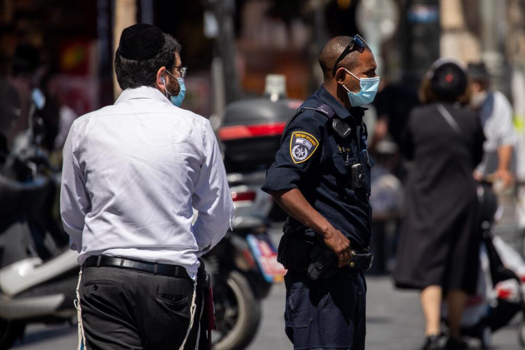 Jeruzsálem: járványgócok az ultraortodox és arab városrészekben