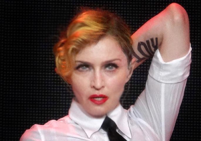 Madonna posztolta Louis Farrakhan július 4-i beszédének részletét