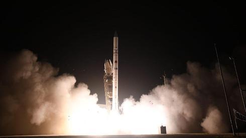 Izrael újabb kémműholdat bocsátott fel