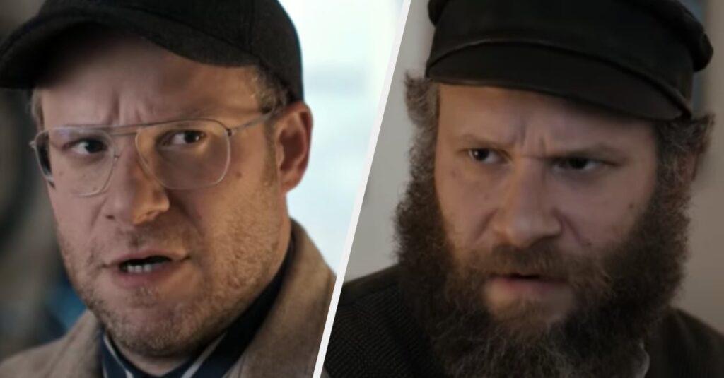 A száz évre konzervált zsidó uborkaárus és az unokája