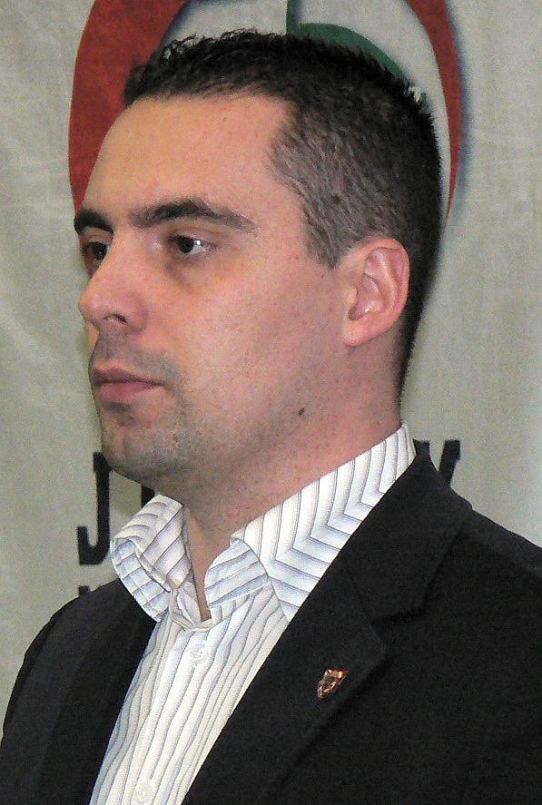 """Vona Gábor: """"A Jobbik kollektív értelemben, soha nem volt antiszemita"""""""