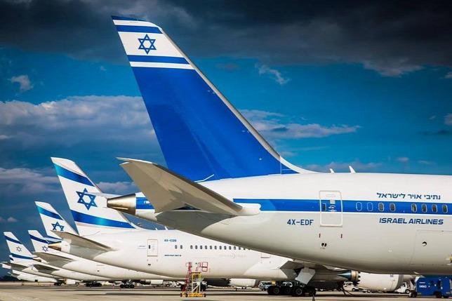 Minden járatot törölt, és hazahívta gépeit az El Al