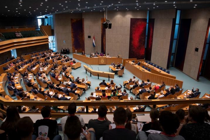 Holland alsóház: Igen az antiszemitizmus elleni küzdelemre, nem a zsidók biztonságának pénzügyi támogatására