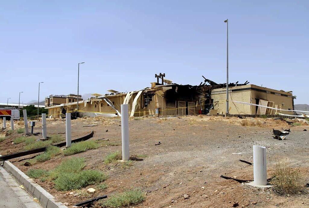 Újabb robban(t)ás egy iráni atomlétesítményben