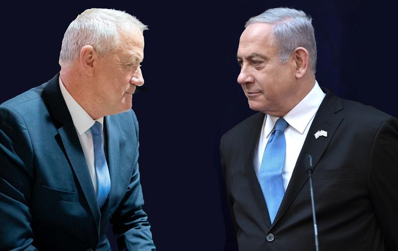 Újabb választásokhoz vezethet Netanjahu és Gantz vitája a költségvetésről