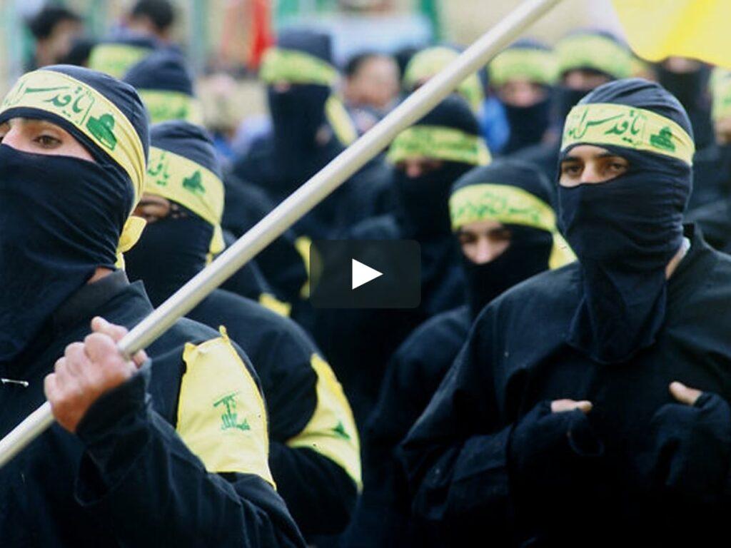Hezbollah harcosok (részlet a BBC dokumentumfilmjéből)