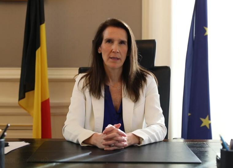 """Belga miniszterelnök: """"Zsidóságom életem fontos eleme"""""""