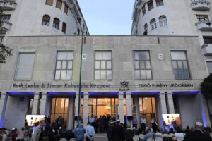 A Chabad-EMIH újabb budapesti rabbija kapta el a koronavírust
