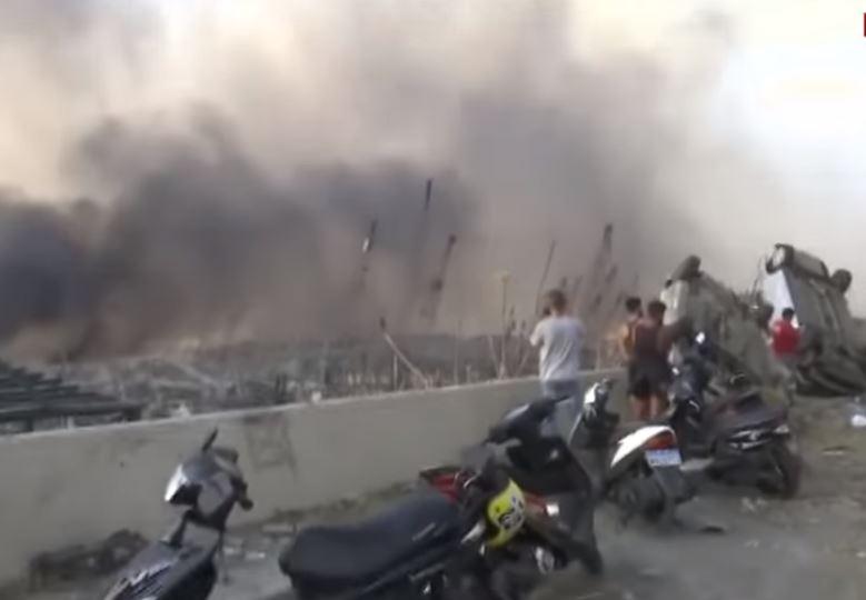 Emberi mulasztások sorozata okozhatta a libanoni robbanást