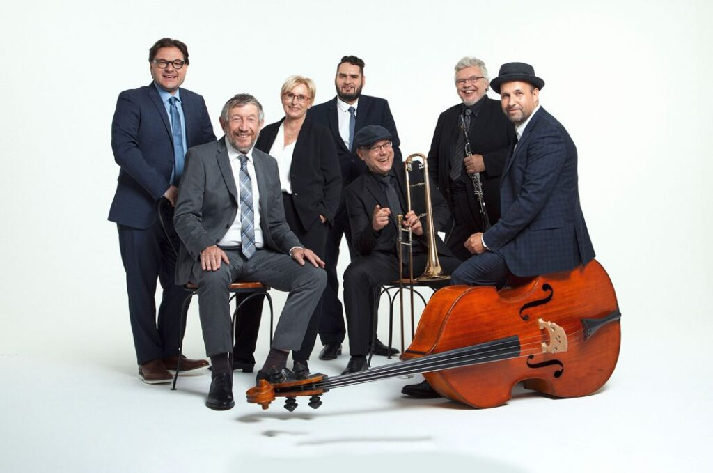 Először lép fel a karantén kezdete óta a Budapest Klezmer Band