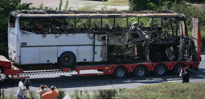 Életfogytiglant kaptak az izraeli turistákat felrobbantó merénylők