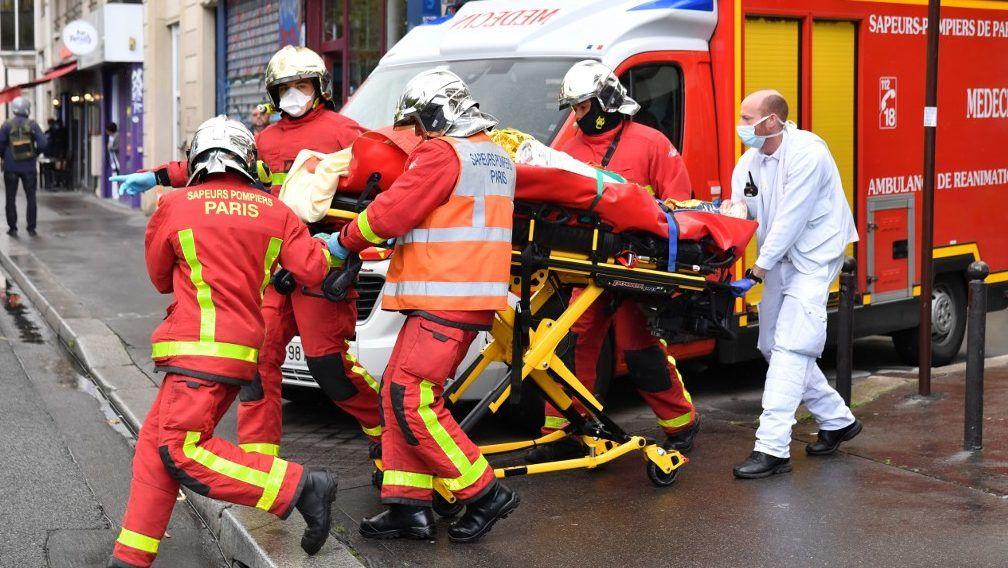 Ismét merényletet követtek el a Charlie Hebdo egykori szerkesztősége közelében