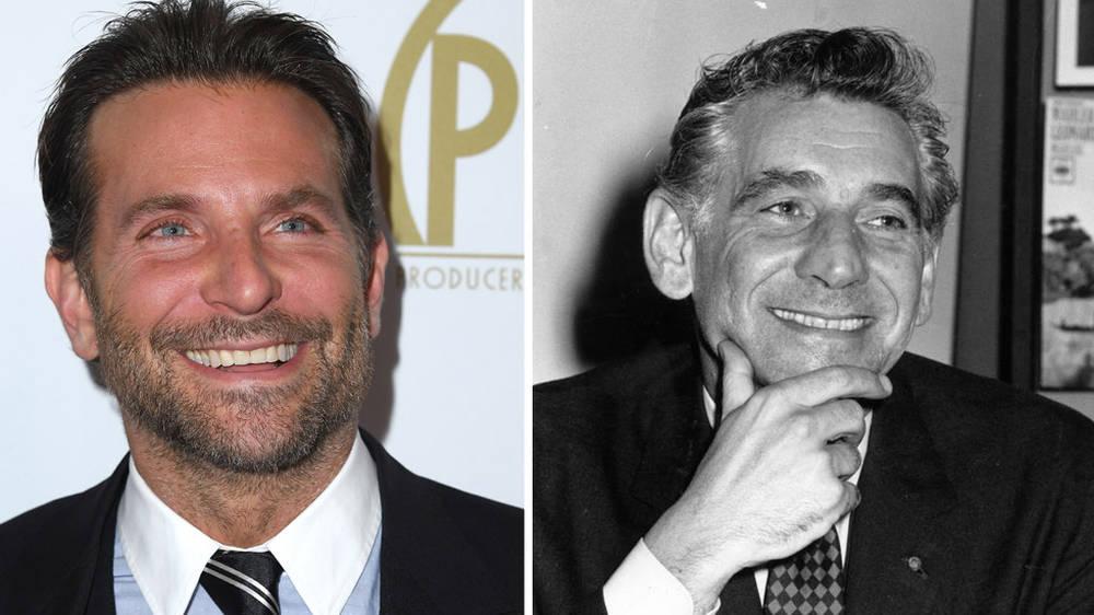 Maestro: Bradley Cooper játssza Leonard Bernsteint