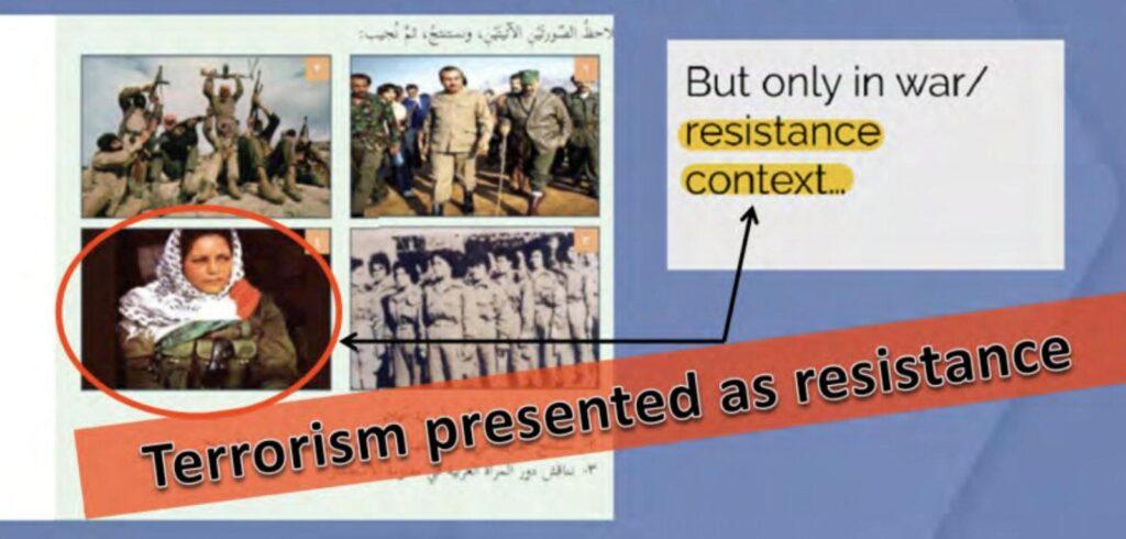 Német vita az erőszakra uszító palesztin tankönyvekről