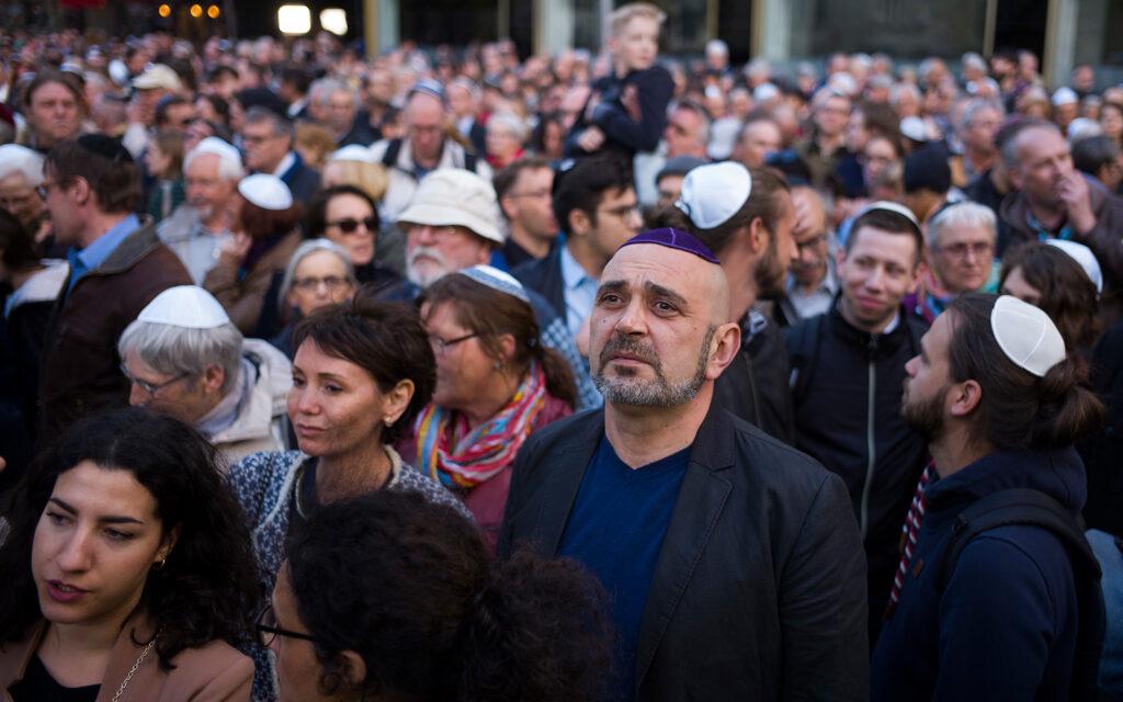 Európa 1970 és 2020 között elvesztette zsidó lakosságának 59 százalékát