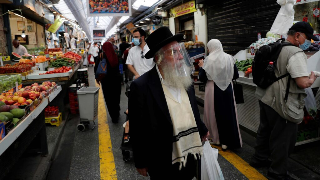Csökken a járvány Izraelben
